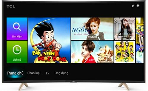 Smart Tivi Cong TCL 48 inch L48P1-CF, Full HD, Adroid 4.4
