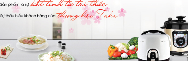 banner gia dụng